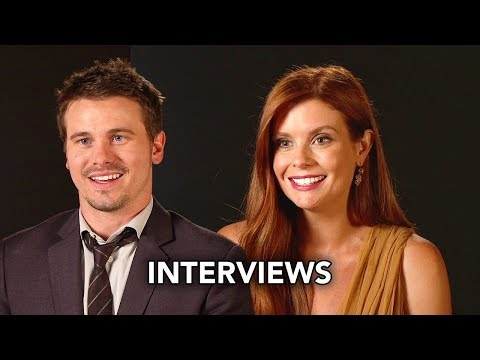 Kevin (Probably) Saves the World (ABC) Cast Interviews HD - Jason Ritter, JoAnna Garcia Swisher