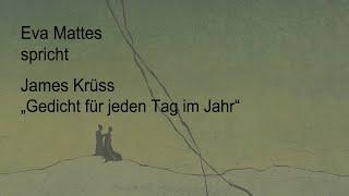 """James Krüss – """"Gedicht für jeden Tag im Jahr"""""""