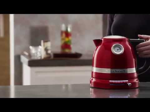 Meet the KitchenAid® Pro Line® Series Electric Kettle