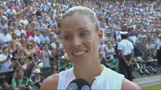 Tennis Channel Live: 2018 Wimbledon Rewind: Kerber Tops Serena for Third Major Crown