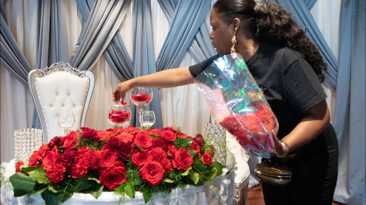 Download DAY IN THE LIFE OF AN EVENT PLANNER  GLAM WEDDING DECOR & BACKDROP   BEGINNING TO END