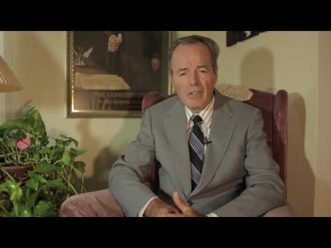 Why the Constitution Party? - Frank Fluckiger