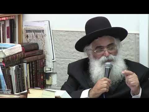 הרב יורם אברג'ל -המסר היומי-תכיר בשליחות שלך ואל תסרב לה -י''ב אב תשע''ט