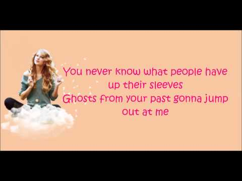 Ours lyrics by Taylor Swift
