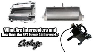 Intercoolers and the SRT Demon Power Chiller
