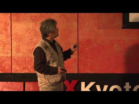 Are we innately violent? A quest for the origin of violence! | Juichi Yamagiwa | TEDxKyotoUniversity