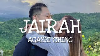 JAIRAH - AGASSI CHING (Prod by Yael Yuzon of Sponge Cola)