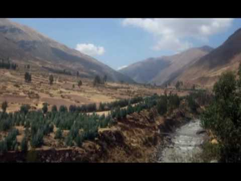 Music of the Andes - Pan Pipes - Spirit Of The Incas