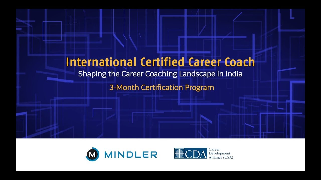 International Certified Career Coach Iccc A Look Back Youtube