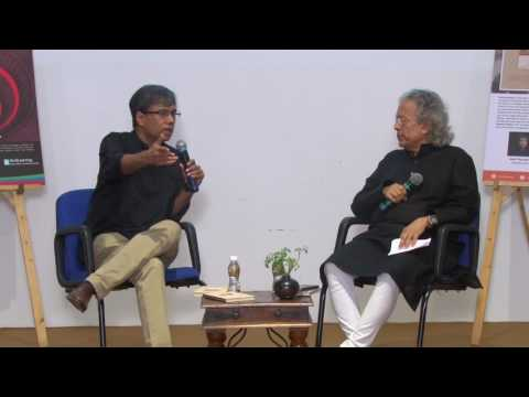 Friend of My Youth: Amit Chaudhuri in conversation with Anil Dharker