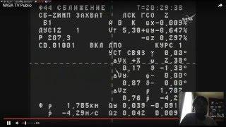 Progress MS-02 Docking