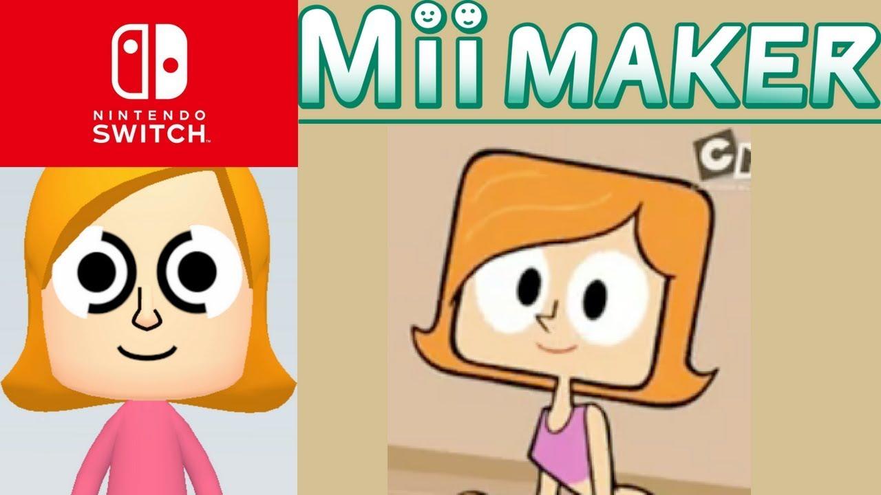 how to create a mii