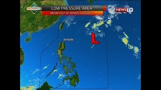 QRT: Weather update as of 5:58 p.m. (October 8, 2018)