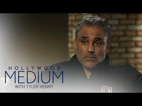Rick Fox Gets Tragic News From Tyler Henry | Hollywood Medium with Tyler Henry | E!
