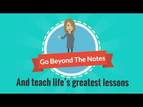 Forbes Music HD Teacher video