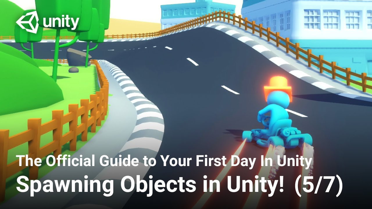 How to Add and Edit Objects by Instantiating Prefabs (Official Unity  Tutorial)