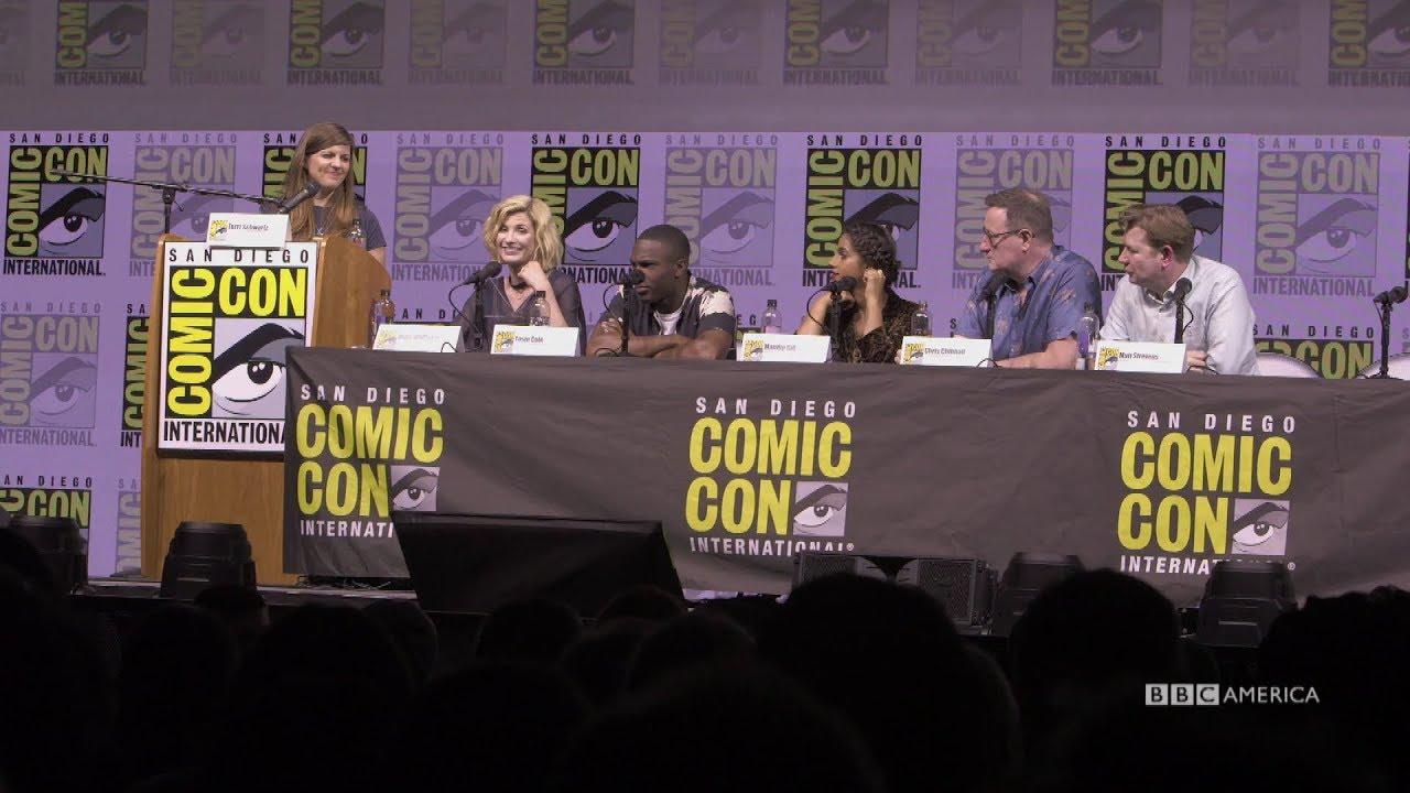 Calling David Tennant | San Diego Comic-Con 2018 | BBC America