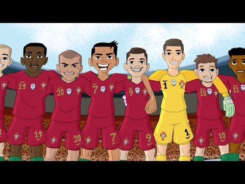 Portugal - A Tua Seleção (Vídeo Oficial)