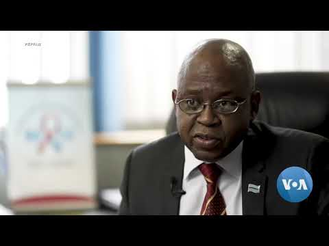 Botswana's 'Test And Treat' HIV Strategy Yields Results