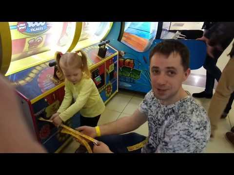 Детские игровые автоматы, аттракционыиз YouTube · Длительность: 2 мин24 с