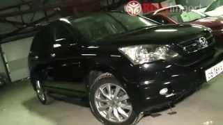 Honda CR-V левый руль Автомат 2011 год  2.4 л. 4WD от РДМ-Импорт(Черная Хонда ЦРВ в максимальной комплектации, с левым рулем, полным приводом, на литых эксклюзивных дисках,..., 2014-11-26T08:38:19.000Z)