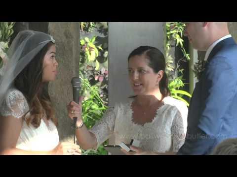Buddhist Wedding | Wedding Celebrant | Bali Wedding Butler