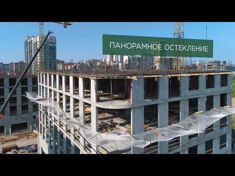 Строительство жилого комплекса Savin House   Казань