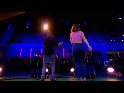 Tinchy Stryder feat Amelle 'I Will Never Leave You'