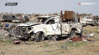 Pogledajte kako izgleda bivši ISIL-ov kamp u Siriji thumbnail