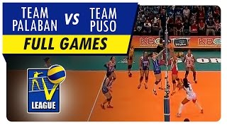 Video Shakey's V-League Season 13: All Star | Team Palaban vs Team Puso | Set 3 | November 20, 2016 download MP3, 3GP, MP4, WEBM, AVI, FLV Agustus 2017