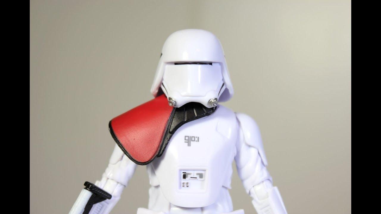 "Star Wars Black Series Snowtrooper Officer Toys R Us TRU Exclusive Figure 6/"" NEW"
