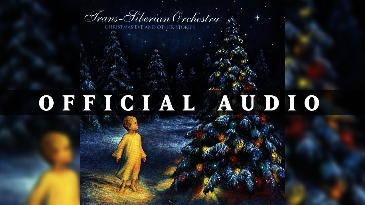 Trans Siberian Christmas.Trans Siberian Orchestra This Christmas Day Official Audio