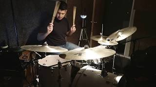 Misery Business - Paramore (Drum Cover)