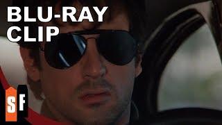 Cobra (1986) - Clip: Defensive Driving (HD)
