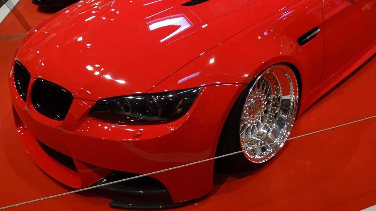 Bmw 3 Series Touring Tuning Bbs Essen Motorshow Germany