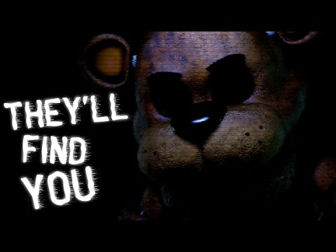 [SFM FNAF] They'll Find You - FNaF Song by Griffinilla/Fandroid [EARLY 20K SUBSCRIBERS]