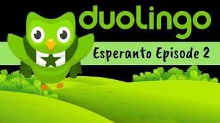 Duolingo Language Learning - Learn Esperanto ⭐💚 With Me