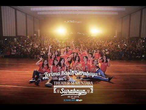 JKT48 Theater Sementara Surabaya | Team KIII