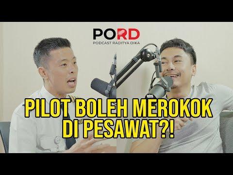 Lagu Video Pilot Boleh Merokok Di Pesawat?  Ft. Captain Vincent Raditya  Terbaru