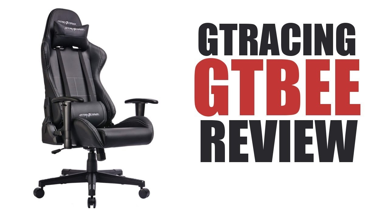 GTRacing Gaming Chair Review: Best Budget Gaming Chair Under $200?