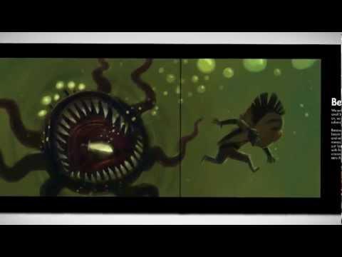 Niko and the Sword of Light - Kickstarter trailer