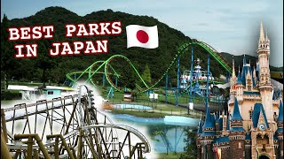 Amusement Parks In Japan