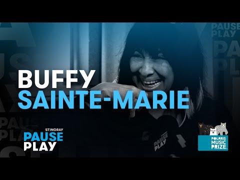 Buffy Sainte-Marie Interview – Polaris  Music Prize 2016   Stingray PausePlay