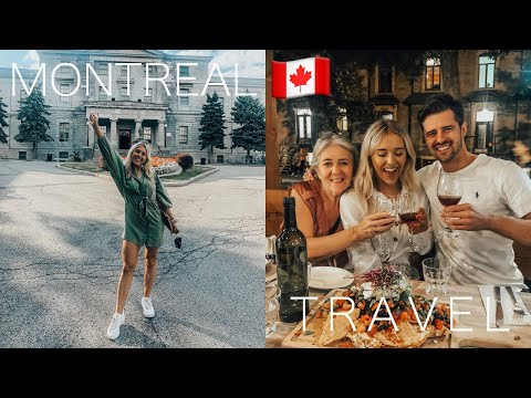 Montreal Canada Vlog - FAMILY VISIT HOME FOR THE 1ST TIME! Study Abroad,McGill, Poutine, Mount Royal