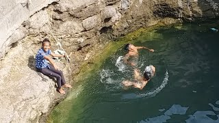 Live Swimming