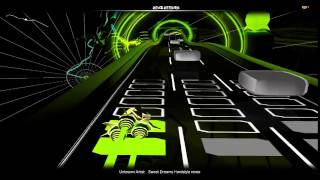Sweet Dreams Hardstyle remix audiosurf
