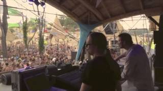 "X-DREAM "" The 1st"" Live from  OZORA festival 2013"