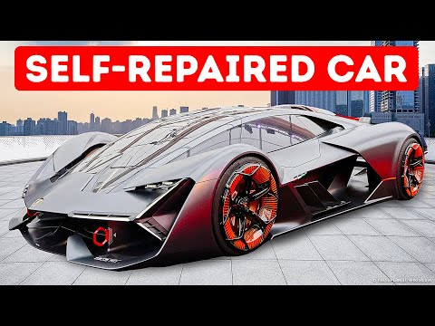 The Only Car That Can Repair Itself
