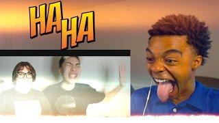 Flight Reacts To Ricegum Getting Revenge on Jesse from PrankVsPranK Diss Track!