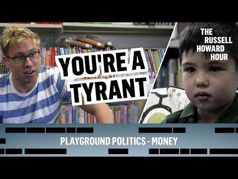 Playground Politics - Money